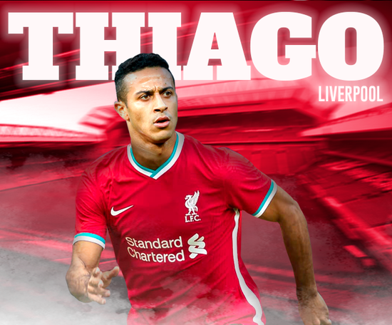 Thiago Alcantara has signed for Liverpool. BeSoccer