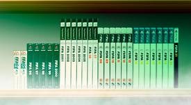Estas son todas las portadas del FIFA. EASPORTS