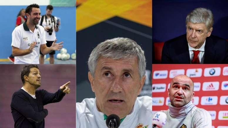 El banquillo del Barça no tiene alternativas claras. EFE/AFP
