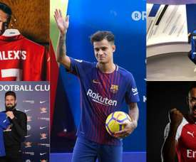 The biggest deals of the window. BeSoccer