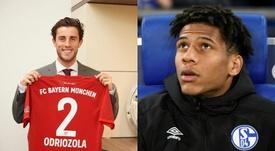 Quand la Liga s'invite en Allemagne. Montage/Bayern/AFP