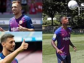 Velverde terá muitas opções para escalar o seu time. AFP/FCBarcelona