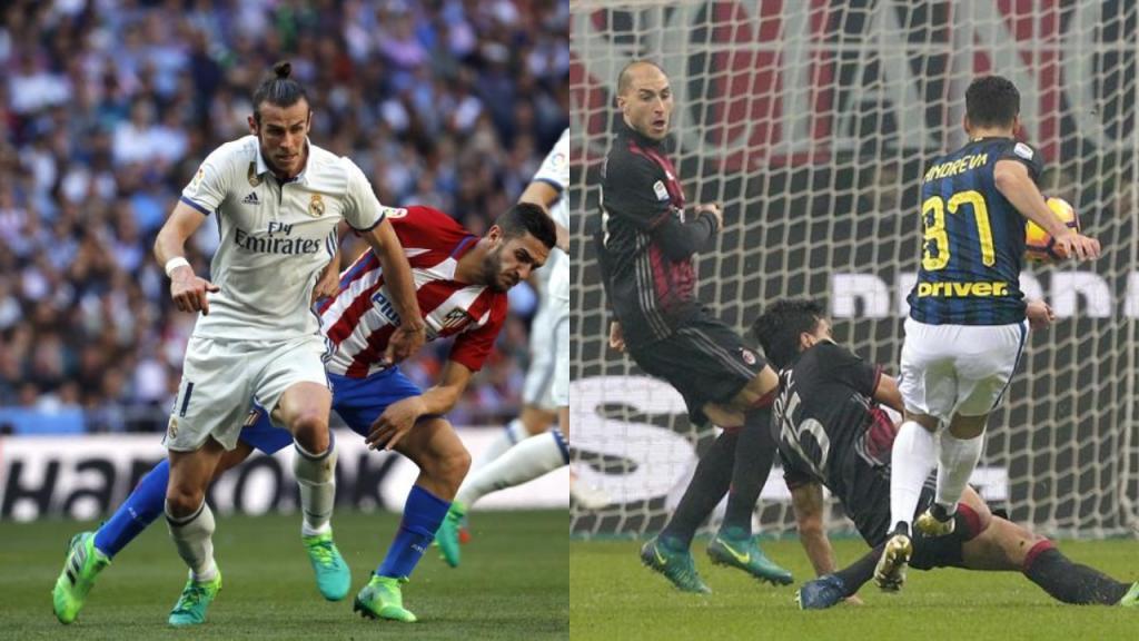 Nuevo césped: el Bernabéu se pone guapo para recibir al Milan
