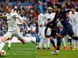 Troca de Bale por Neymar parece cada vez menos credível. AFP