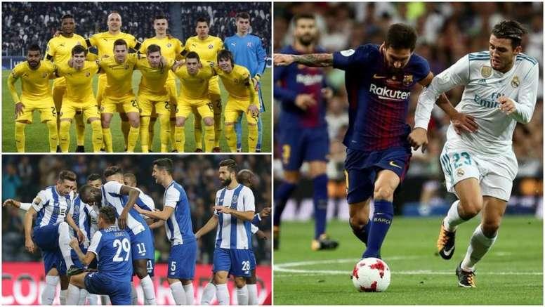 Barca, Dinamo Zagreb and Oporto are three of the teams still unbeaten. BeSoccer