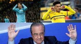 El Madrid quiere atar a Brahim Díaz. Montaje/BeSoccer