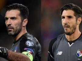 Buffon y Penedo, ¿separados al nacer? BeSoccer
