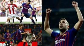Les trois infatigables de Valverde. EFE