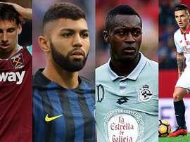 Estes são os jogadores com mais talento que não tem sucesso na Europa. BeSoccer