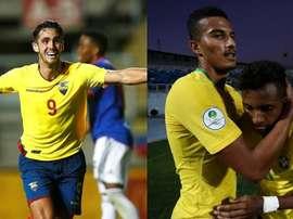 Sudamericano Sub-20: Ecuador campeón. Montaje/BeSoccer