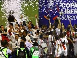 Ya se conocen los semifinalistas de la Libertadores Sub 20. CONMEBOL