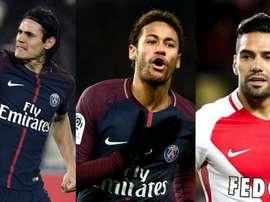Los futbolistas con mejor salario de la Ligue 1. BeSoccer