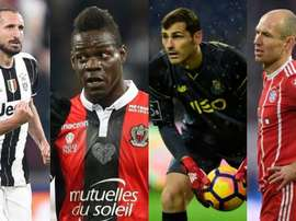 There are some big players who could be leaving their clubs for free. BeSoccer