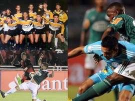 Jugaron en Segunda, triunfaron en la Libertadores.