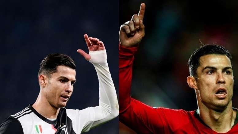 La Juventus attende la miglior versione di Ronaldo. AFP