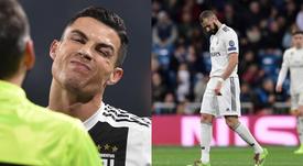 Cristiano n'a marqué qu'un but, Madrid 12. EFE