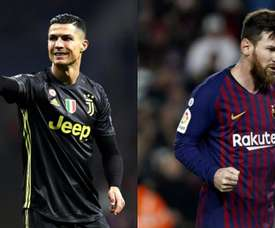 Cristiano and Messi could face each other in the final! 07a71c6a59f