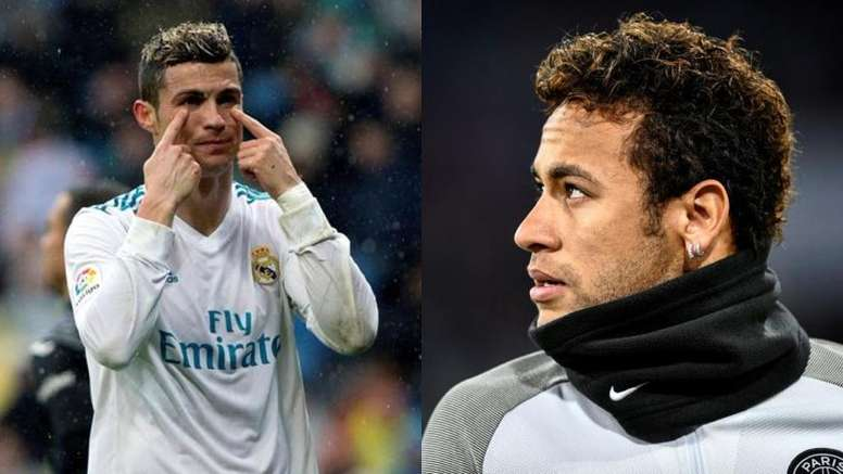 Cristiano contre Neymar ? BeSoccer