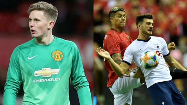 They are wanted by Bayern. Twitter/ManUtd/AFP