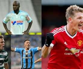 Les meilleurs joueurs sans clubs. BeSoccer