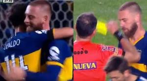 Les débuts de De Rossi avec Boca Juniors. Captures