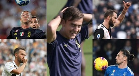 Four top players must be sold to extend Dybala's contract. AFP/EFE