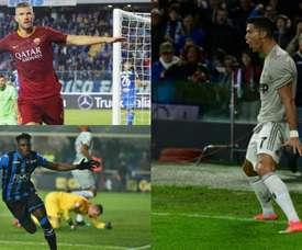 Les 5 attaquants les plus rapides de Serie A. AFP/EFE