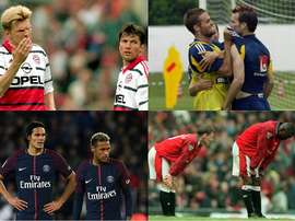Egos in football. BeSoccer