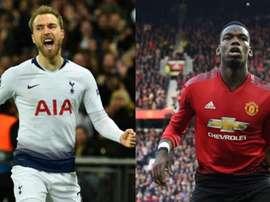 Deux stars proches de Madrid. AFP