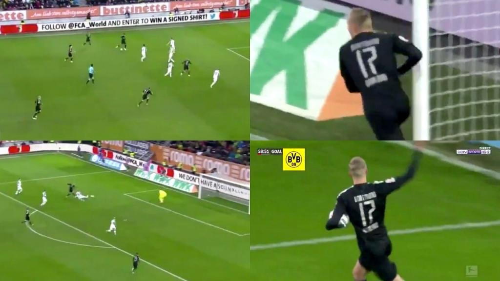 Halaand debuta a lo grande con el Dortmund