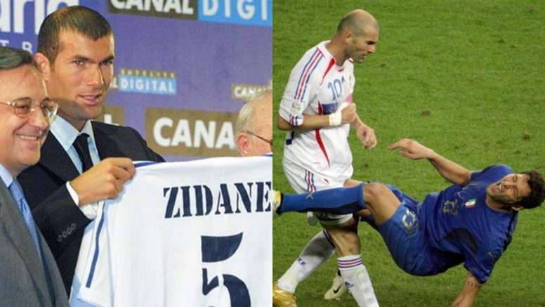 9th July has proven to be a memorable date for Zinedine Zidane. AFP