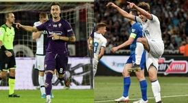 El Inter no quiere arruinar sus buenas relaciones con Rocco Commisso. AFP/Twitter/acffiorentina