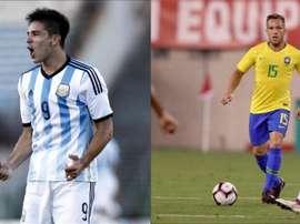 L'objectif, la Copa América du Brésil. Montage/BeSoccer
