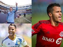 Ils sont ceux qui gagnent le plus en MLS. BeSoccer