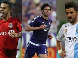 Estes são os jogadores que melhor recebem na América Latina. BeSoccer