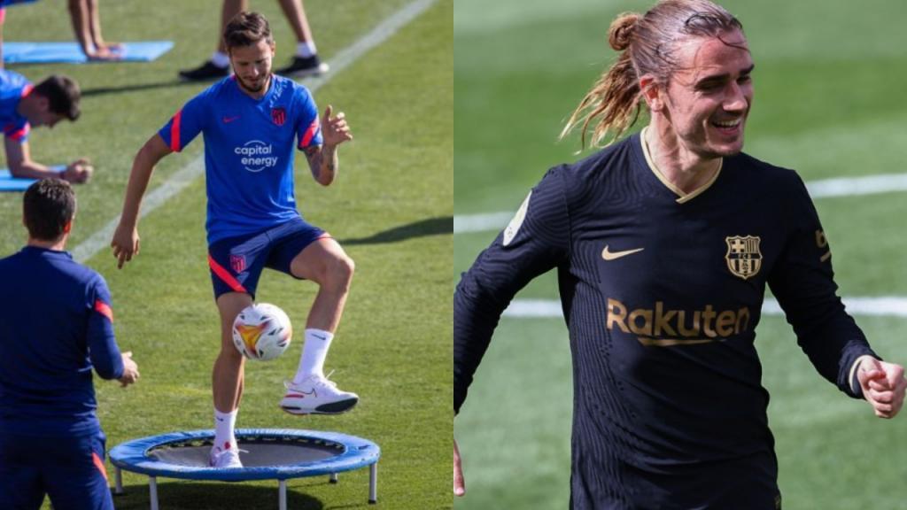 El Barça se niega a pagar a Griezmann parte de su ficha si se va al Atleti