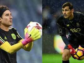 Ochoa est envoyé à Porto. Montaje/EFE/AFP