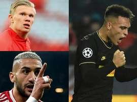 Quem ganhou vaga na Europa League pela Champions? Montagem/AFP