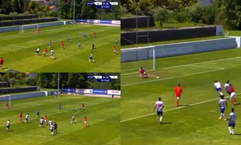 El hermano de Joao Félix está demostrando su calidad. Captura/FCPortoTV