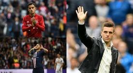 Les 10 prêts les plus chers de la saison 2019-20. BeSoccer/AFP/EFE