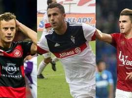 Jugadores españoles que triunfan por el mundo. EFE