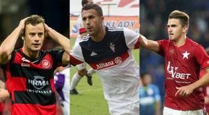 Les joueurs espagnols triomphent partout dans le monde. EFE