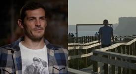 Casillas narra cómo fue su vida tras sufrir un infarto en 2019. Movistar+