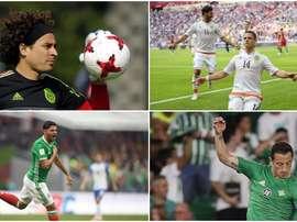 'Chicharito', Ochoa, Guardado et Carlos Vela, parmi les meilleurs joueurs de FIFA 18. BeSoccer