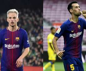 Barca aren't looking to cash in on either player. BeSoccer