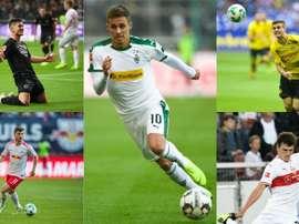 Les possibles arrivées pour jouer au Bayern. Besoccer