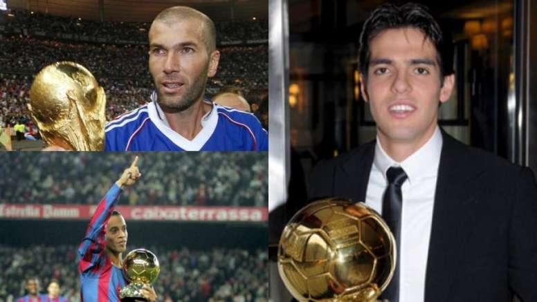 Tres de los ocho privilegiados. AFP/EFE/FCBarcelona