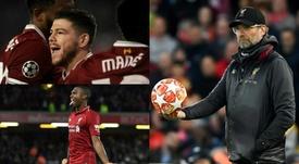 Liverpool prepara lista de dispensas. BeSoccer/EFE/AFP