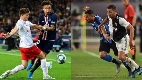 PSG want a Kurzawa-De Sciglio swap deal. AFP