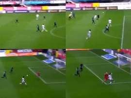 Coutinho récidive ! Passe décisive incroyable pour Gnabry. Capturas/Bundesliga